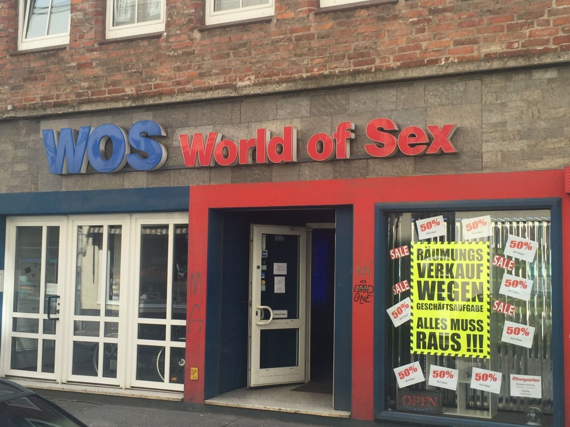 World of Sex in der Wahmstraße