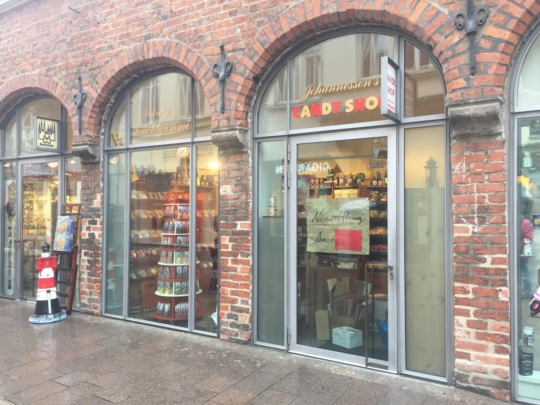 Candy Shop in der Breiten Straße