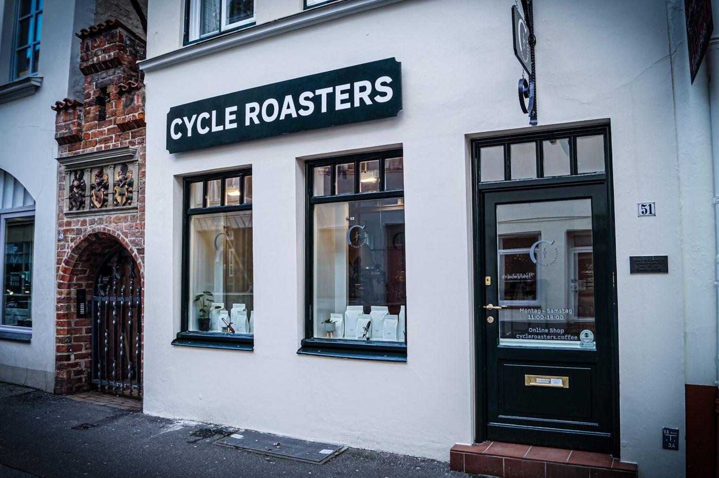 Cycle Roasters in der Wahmstraße Lübeck