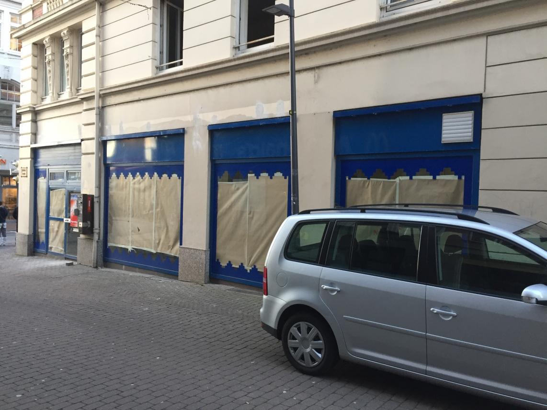 Hier eröffnet demnächst ZWEIHANDVOLL ein Burger Restaurant