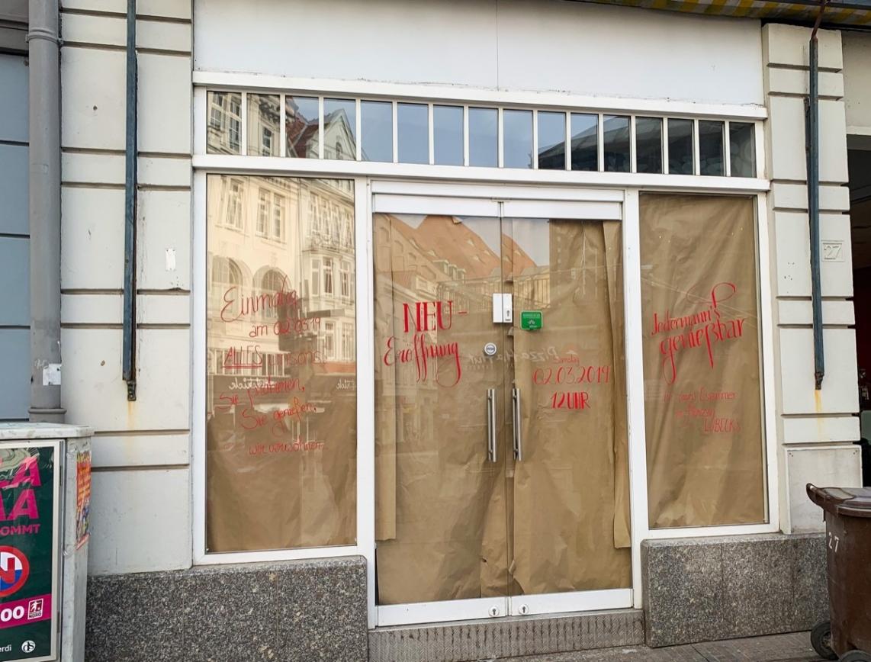 Neueröffnung von Jedermanns Genießbar in der Breiten Straße