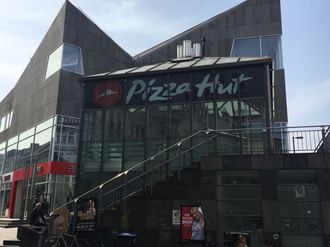 Pizza Hut Lübeck