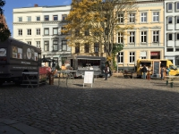 Burger Patty Vom Foodtruck zum Restaurant